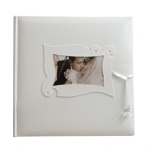 Luxurious Traditional Wedding Album holds up to 400 photos