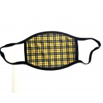 Cornish Tartan Face Mask