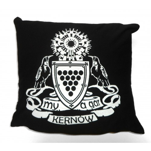 Cornish Crest Cushion