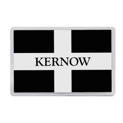 KERNOW Cornish fridge magnet